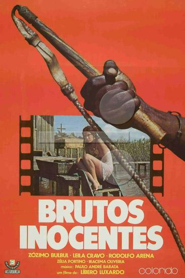 Brutos Inocentes, 1973, de Líbero Luxardo.