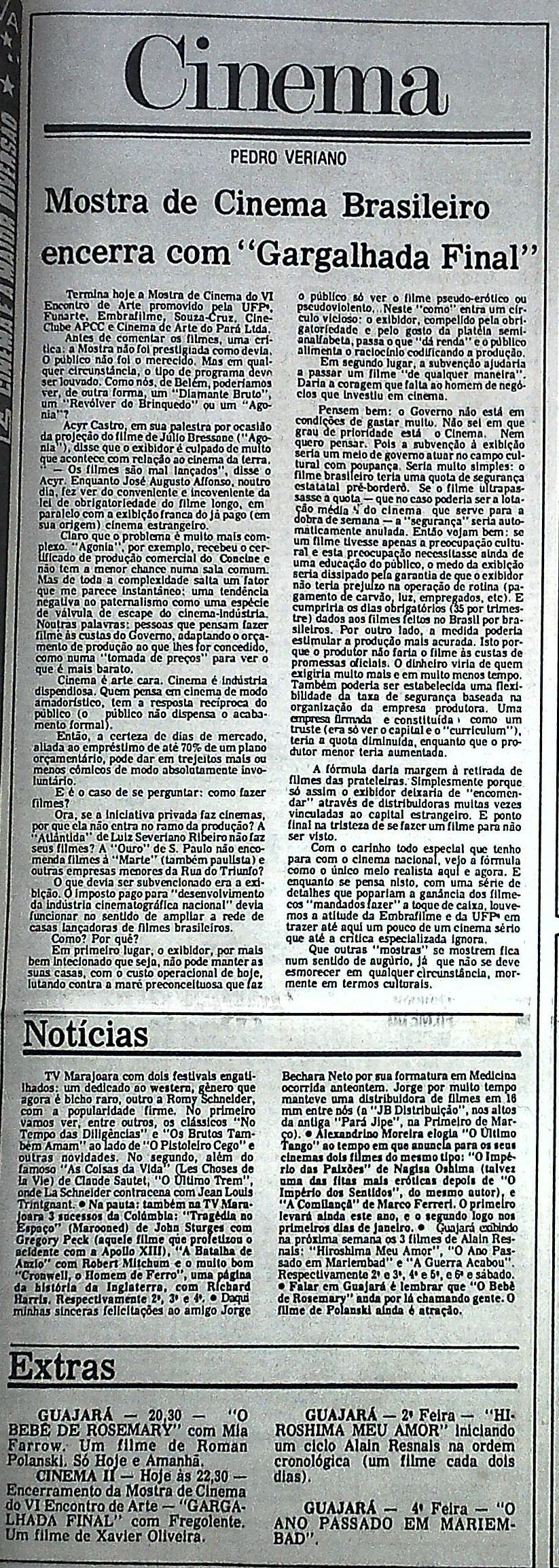Pedro Veriano 1979 Provincia