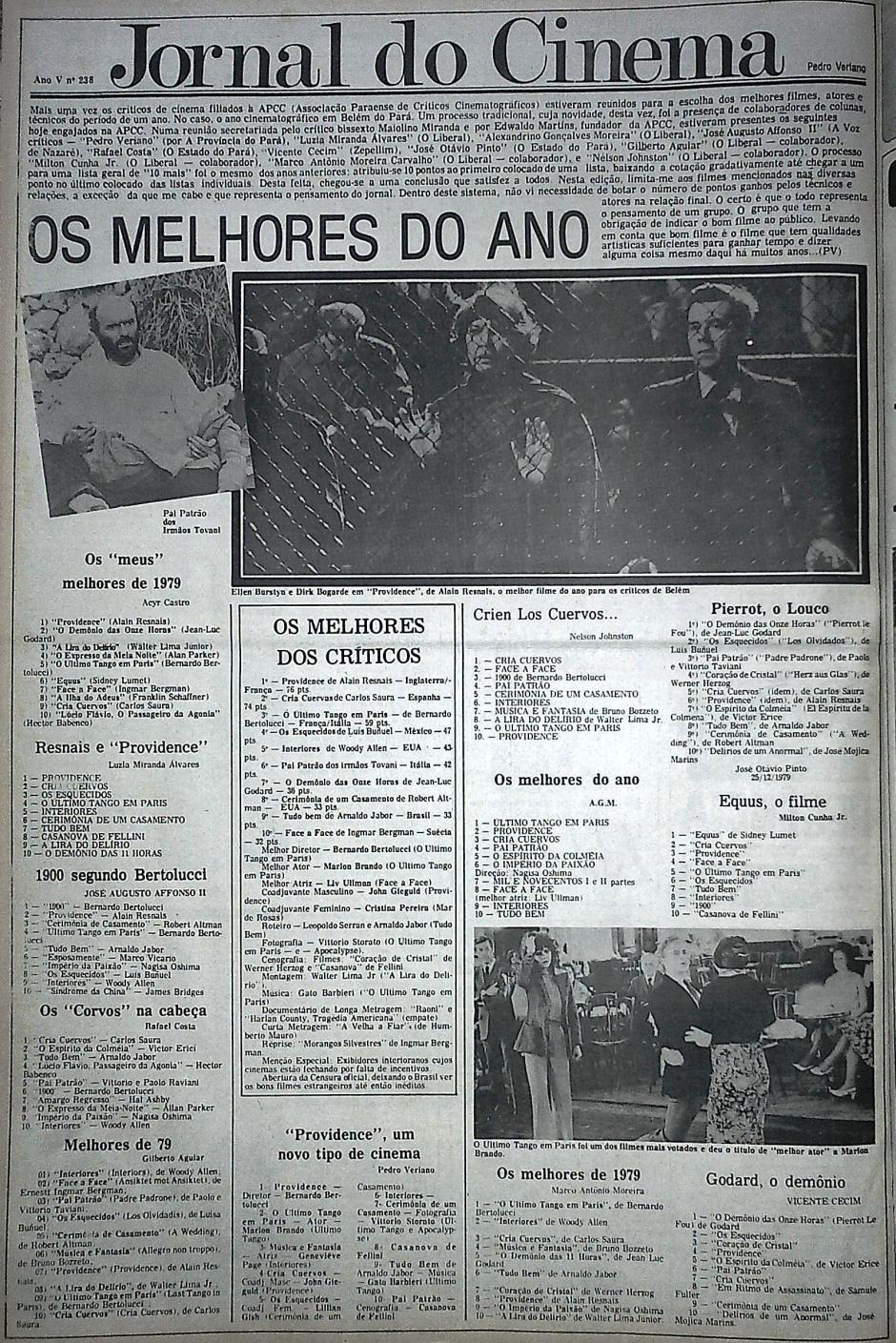 Melhores ACCPA 1979