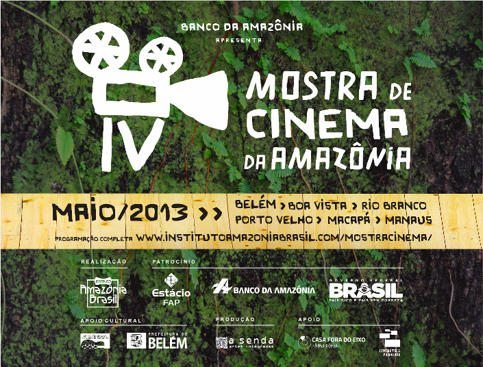 Flyer  Mostra de Cinema da Amazonia
