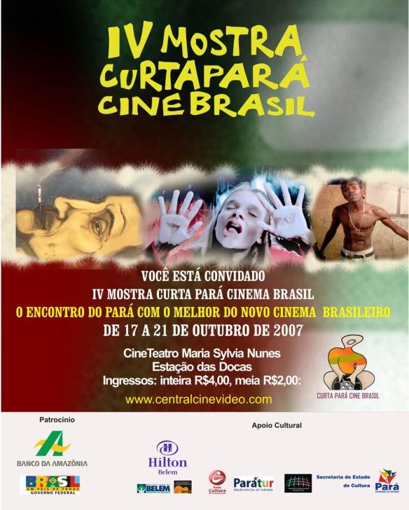 IV Curta Para Cine Brasil