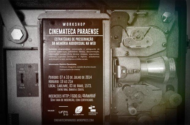 Flyer Workshop Cinemateca W